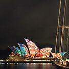 Vivid WET Sydney by fatdade