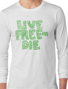 NH_603_Free Long Sleeve T-Shirt