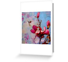First Impressions Greeting Card