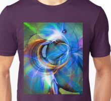 Birth of the butterfly Unisex T-Shirt