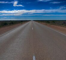 Nullarbor by Claire  Farley