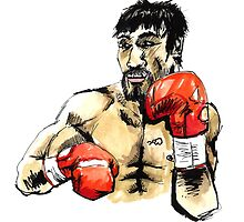 Pacquiao. by SpartanGFX