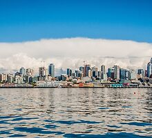 Seattle Waters by 2dvisionsphoto