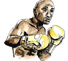 Mayweather. by SpartanGFX