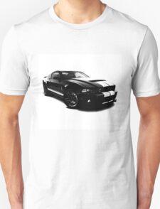 Mustang Artists Sketch T-Shirt