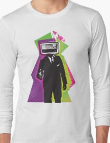 Radio Head Long Sleeve T-Shirt