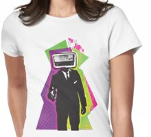 Radio Head Womens Fitted T-Shirt