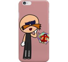 Tsundere Genius iPhone Case/Skin