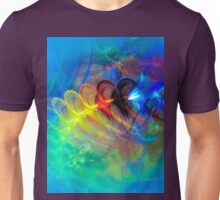 Around the World, digital art Unisex T-Shirt