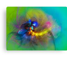 Monkey whistle Canvas Print