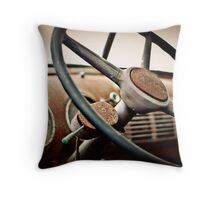Inside the Ride Throw Pillow