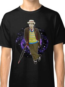 The 7th Doctor - Sylvester McCoy Classic T-Shirt