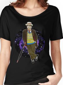 The 7th Doctor - Sylvester McCoy Women's Relaxed Fit T-Shirt