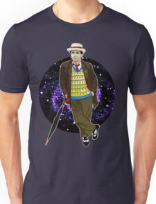 The 7th Doctor - Sylvester McCoy Unisex T-Shirt