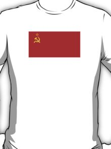 Flag of the Soviet Union T-Shirt