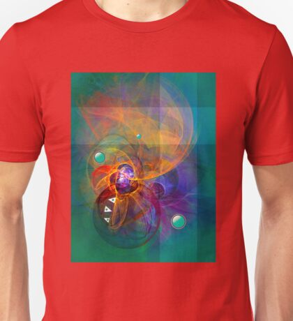 Angry Duck Unisex T-Shirt