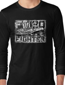 Fw 190 Long Sleeve T-Shirt