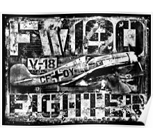 Fw 190 Poster