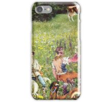 Country Antics iPhone Case/Skin