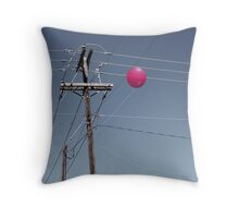 TRANSMISSION No.2 Throw Pillow