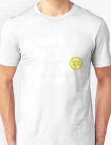 must try new stuff Unisex T-Shirt