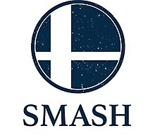 Smash! Photographic Print
