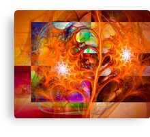 August Chill Canvas Print