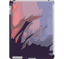 Enter Into The Forest Abstract iPad Case/Skin