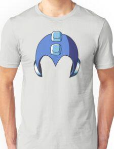 Mega Man Helmet Unisex T-Shirt