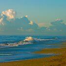 Sky over the Beach by lcbirder