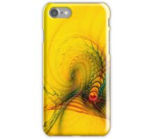 Bridge to reality - digital abstract art iPhone Case/Skin