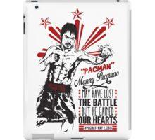 Pacquiao KOs Mayweather iPad Case/Skin