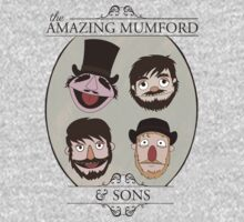 The Amazing Mumford and Sons One Piece - Long Sleeve