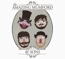 The Amazing Mumford and Sons Baby Tee