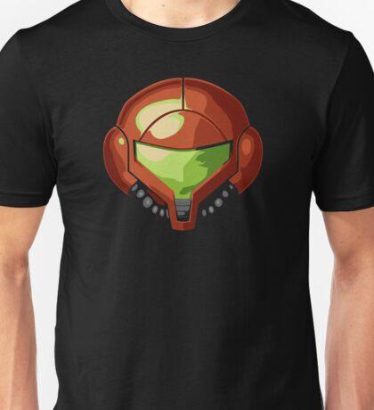 Samus Helmet Shirt Unisex T-Shirt
