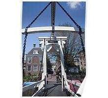 Narrow bridge Poster