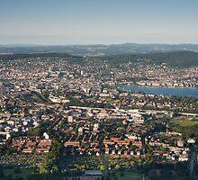 zürich city by peterwey