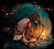 Storytime by Gretel Lusky