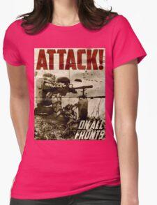 U.C. 1943 Womens Fitted T-Shirt