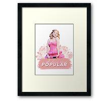 Popular Framed Print