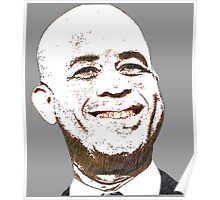 Michel Martelly  Poster