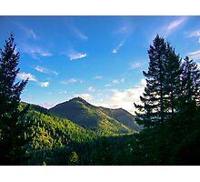 Siskiyou Wilderness, Del Norte County, California Photographic Print