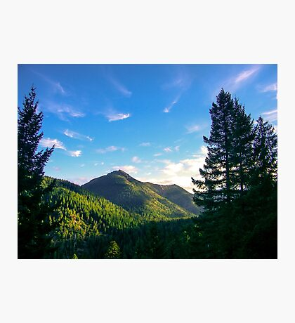 Siskiyou Wilderness, Del Norte County, California Photographic Print