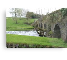 Cork Bridge Metal Print