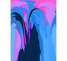 Now That Is An Eruption Abstract Digital Art Design Photographic Print