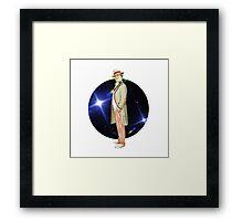 The 5th Doctor - Peter Davison Framed Print