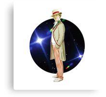 The 5th Doctor - Peter Davison Canvas Print