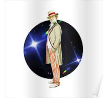 The 5th Doctor - Peter Davison Poster