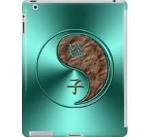 Aquarius & Rat Yang Earth iPad Case/Skin