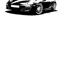 Porsche Boxster 2013 by garts